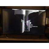Lg Smart Tv 49 4k, Con Magic Remote. Pantalla Dañada.