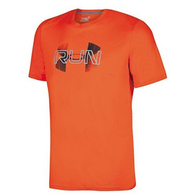 Playeras Under Armour Run Overlap 1289677-296 Caballero Oi
