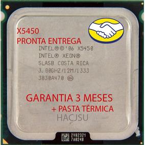Intel Xeon X5450 3.0 Ghz/12 M Processador Lga 771 Lga775