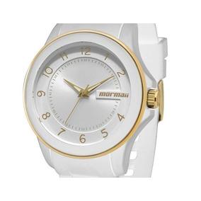 Relógio Mormaii Mopc21jaf/8b Mopc21jaf 8b Mopc21jah Branco
