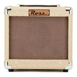 Amplificador Para Guitarra Con Distorsión 10w Ross Gv-10