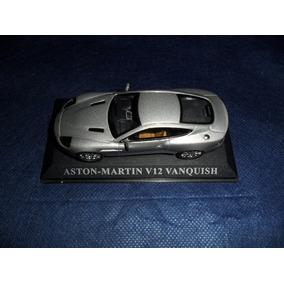 Miniatura Aston Martin V12 Vaniquish - James Bond