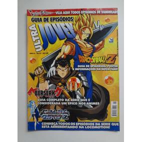 Revista Guia De Episódios Ultra Jovem Nº 1