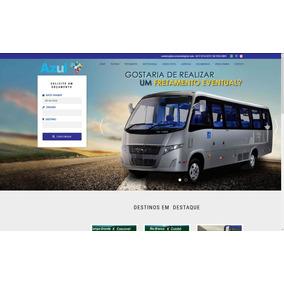 Site Turismo E Transporte Responsivo