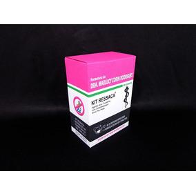 30 Kit Ressaca Box Format Ressacol Rosa E Preto
