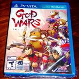 Videojuego God Wars Future Past Ps Vita Físico Nuevo Sellado