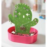 Cactus Joyero Betterware Hasta 17 Pares 900 Gr