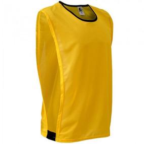 Colete Futebol Colete Simples Treino 5 Amarelo e31aee9143e76