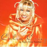 Cd Original Salsa Celia Cruz La Negra Tiene Tumbao