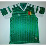 d1fb4a850636e Camisa Seleção Camarões adidas Dancing Lion Comemorativa- 08
