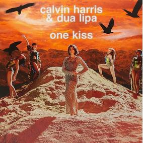 Calvin Harris & Dua Lipa ¿ One Kiss Picture Lp Vinil Lacrad