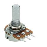 Potenciômetro 10k B10k Eixo L20 Estriado Linear