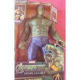 Muñeco Hulk Hombre Increíble Sonido