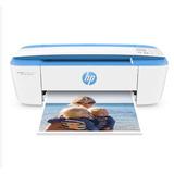 Impresora Multifunsion Hp Deskjet Ia 3775 Azul