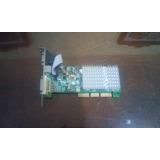 Tarjeta De Video Agp Modelo Zo52-cagp Zogis Nvidia