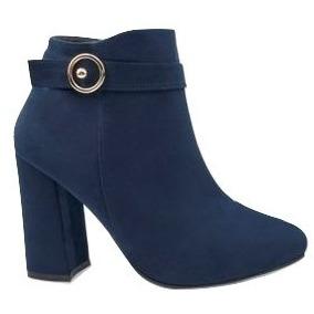 79f4dea5 Zapatos Italianos Hombre Botines - Botas y Botinetas Cklass Azul ...