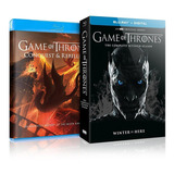 Game Of Thrones : Temp 7 - Digibook Blu Ray Ed + Bonus Disc