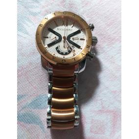 24b27dabd6f Relogio Bvlgari Sd 38 S - Relógio Bvlgari Masculino no Mercado Livre ...
