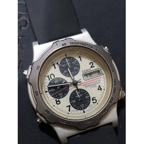 Reloj Casio Crono Análogo Digital Vintage