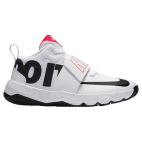 Tenis Nike Team Hustle D8 Jdi Basketball Original Aq9977 100