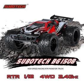 Subotech Bg1508 1/12 2,4 G 2ch 4wd Racing Rtr Carro Rc Coche