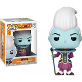 Funko Pop 317 Whis Dragon Ball Super Playking