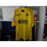 45cd48fdba Camisa Villarreal 2003-2004 Marcos Senna De Jogo Tamanho Gg