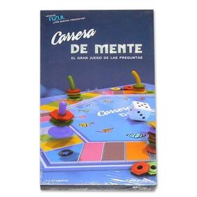 Juego De Mesa Carrera De Mente Azul Art 4110 Juegos De Mesa En