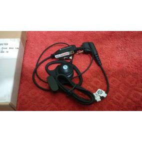 Fone / Microfone Motorola Ptt Lapela 56517 (1451)