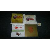 Legend Of Zelda Ocarina Of Time Completo Para Nintendo 3ds.
