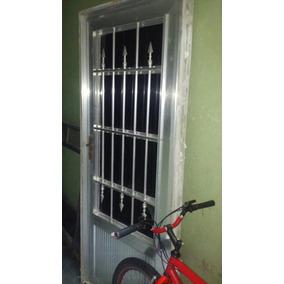 6adbb0009d9 Porta De Aluminio Temperado Super Resistente E Janela