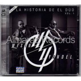 Wisin Y Yandel La Historia De El Duo Vol. 1 Cd+dvd