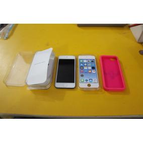 = Ipod Touch 6th Generation 32gb Blue Fone Ouvido 6 Geração