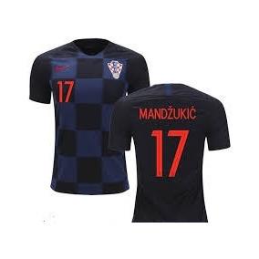 Camiseta Nike Croacia Suplente - Camisetas de Selecciones en Mercado ... a1e0779dcb329