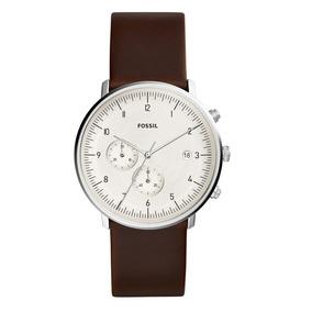 fc81edcec127 Reloj Fossil Blanco Para Hombre - Relojes en Mercado Libre México
