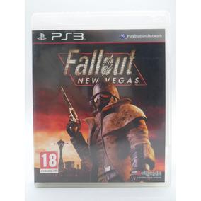 Fallout New Vegas Play Station 3 Original Mídia Física