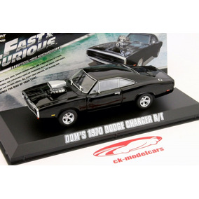 Dodge Charger R/t Moviecar Fast And Furious 1970 1:43 Green