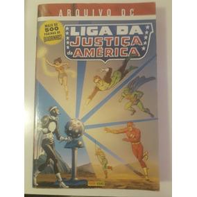 Arquivo Dc Liga Da Justiça Da América