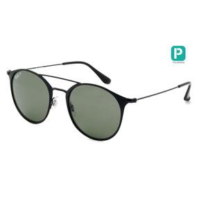 Oculos Rayban Redondo Preto - Óculos no Mercado Livre Brasil 878af20e09