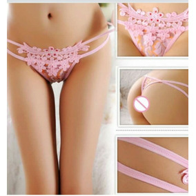 Lote De 5 Tangas Sexy, Ropa Interior Mujer Calzon