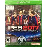 Pes 2017 ( Xbox One )