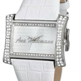 a8538e1e05c Relógio Metal Ana Hickmann Prata Ah28553q - Relógios De Pulso no ...