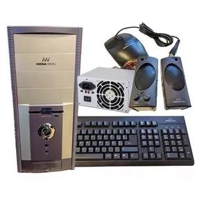 Computadora Completa Intel Dual Core 4gb 320gb Monitor