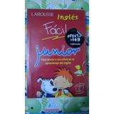 Inglés Junior Larousse Con Cd.