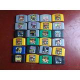 Juegos De Nintendo 64 Coleccion Vendo,consola Memoria Y Snes