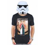 Camiseta Shhh! - Black Edition