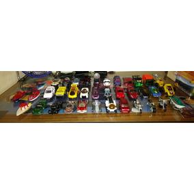 Colección Carritos Hot Wheels Matchbox Completa O Por Unidad