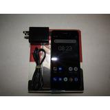 Nokia 6 Libre Con Android 9 Muy Cuidado Accesorios Y Caja.