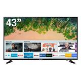 Samsung Smart Tv 43nu7090 43 Pulgadas Led Uhd 4k Wifi 2018