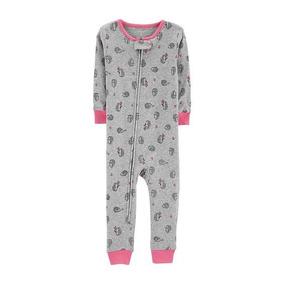 Pijama Carters Talla T3 Y T4 Años Mameluco Para Niña